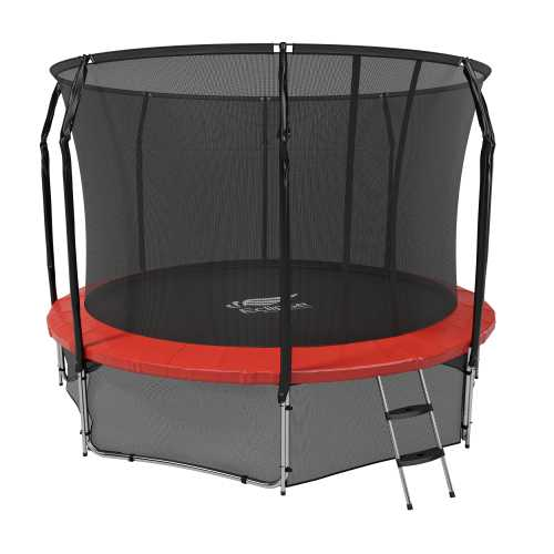 Батут Eclipse Space Twin BlueRed 14FT